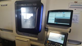 TN DMG NLX 2500-700 4 axes