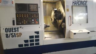TN Hardinge Quest 4 axes